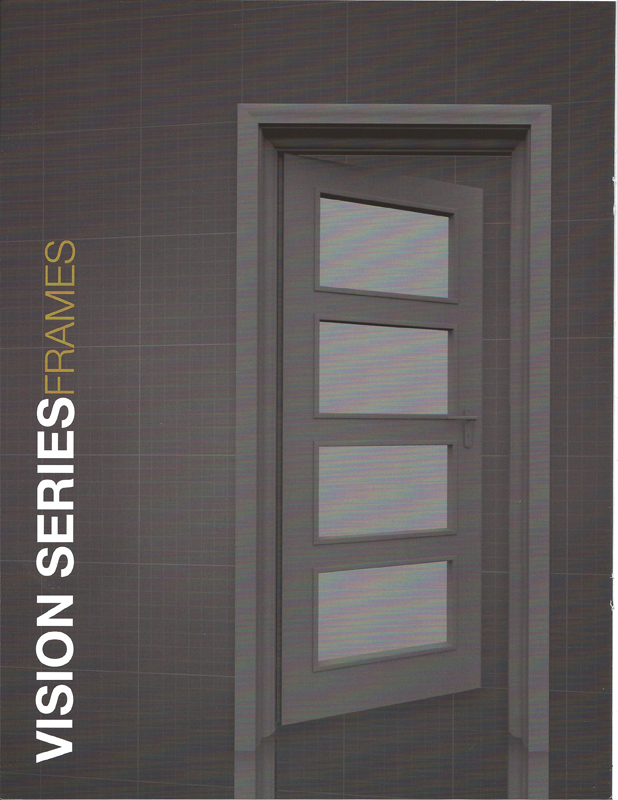 Door Frame Residential Metal Door Frames