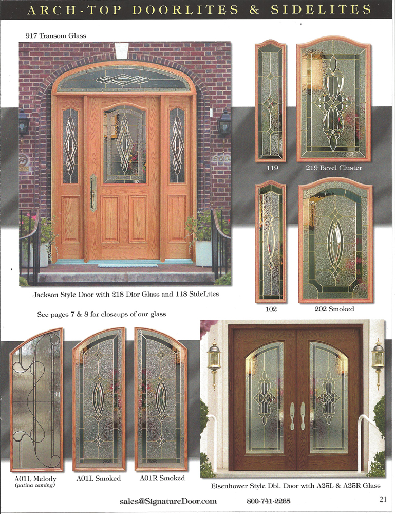 Signature Door Decorative Entryways